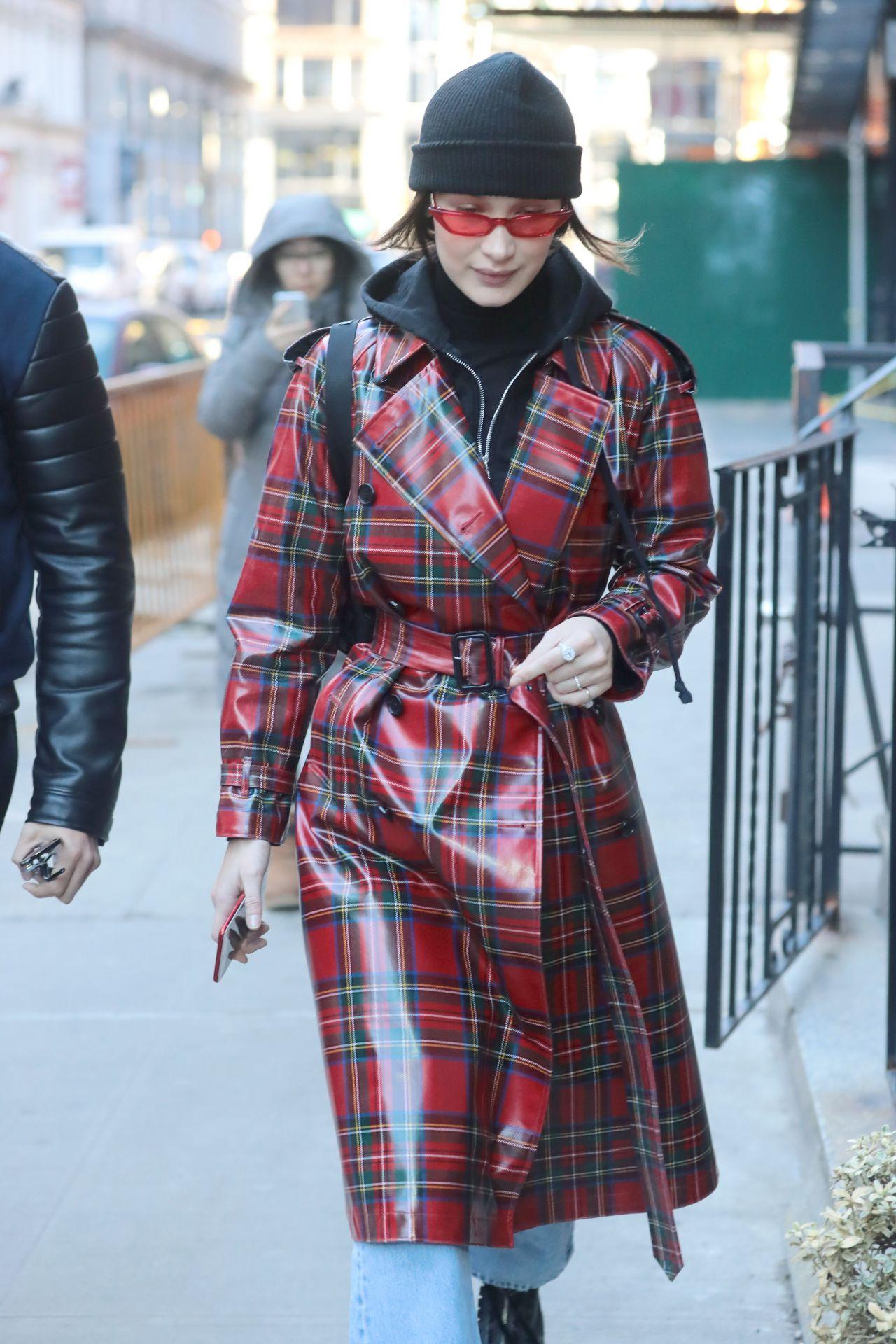 Bella Hadid In Noho New York 01 31 2018