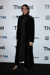 "Benedetta Parodi – ""The Post"" Red Carpet in Milan"