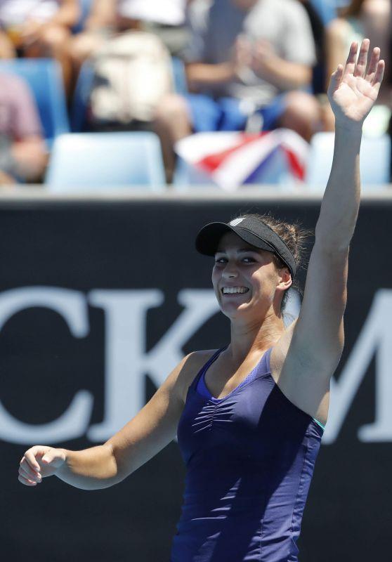 Bernarda Pera – Australian Open 01/18/2018