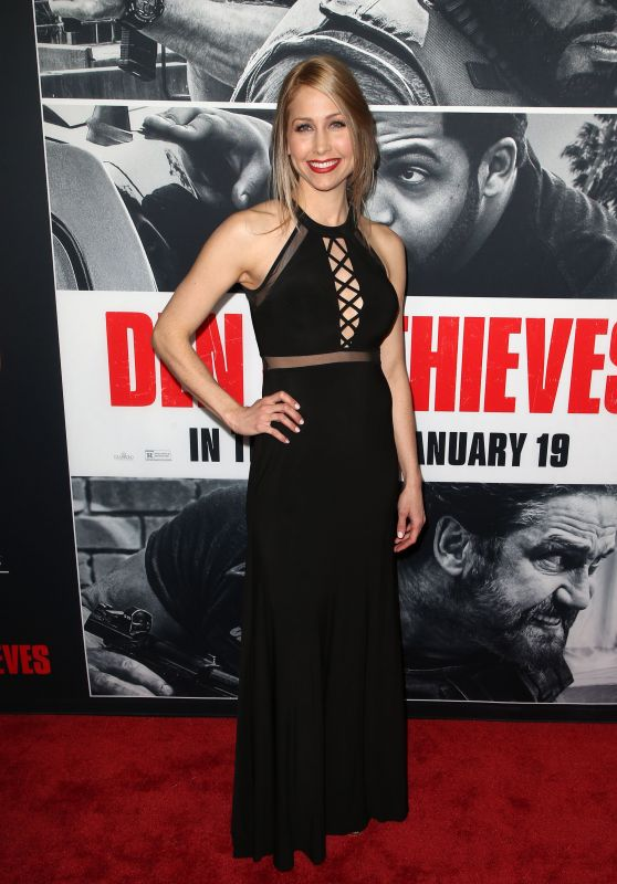 "Bettina Olivieri - ""Den of Thieves"" Premiere in LA"