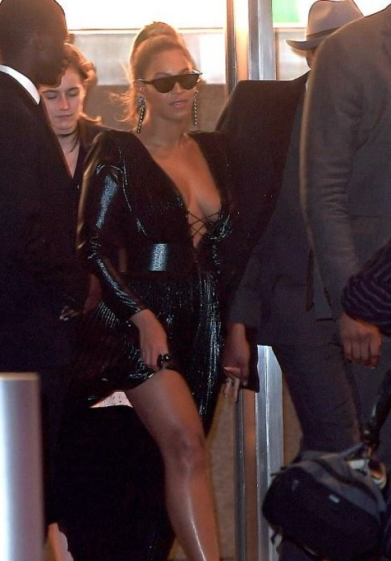 Beyonce - Pre-Grammy Party in NYC