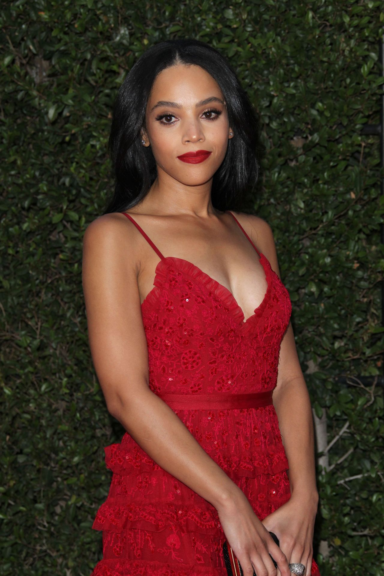 Bianca Lawson 2018 Naacp Image Awards In Pasadena