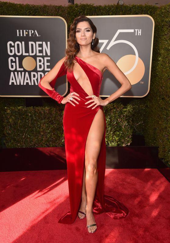 Blanca Blanco – Golden Globe Awards 2018 in Beverly Hills