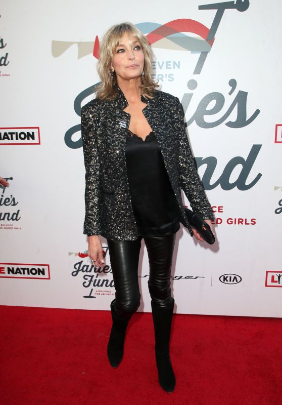 Bo Derek – Inaugural Janie's Fund Gala & Grammy Viewing Party in LA