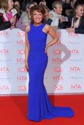Bonnie Langford – 2018 National Television Awards in London