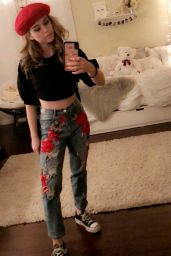 Brec Bassinger - Social Media 01/23/2018