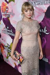 Britt Irvin – Hallmark Channel All-Star Party at the TCA Winter Press Tour in LA