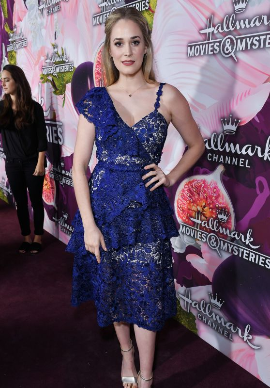 Brittany Bristow – Hallmark Channel All-Star Party at the TCA Winter Press Tour in LA