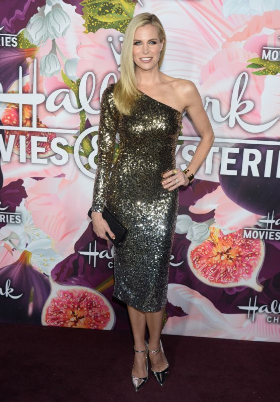 Brooke Burns – Hallmark Channel All-Star Party at the TCA Winter Press Tour in LA