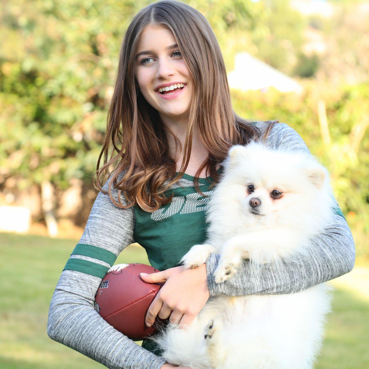 Brooke Butler Social Media, December 2017
