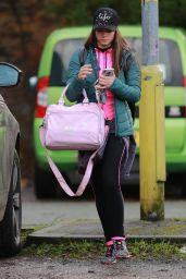 Brooke Vincent in Altrincham 01/18/2018