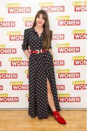 Brooke Vincent - Loose Women TV Show in London