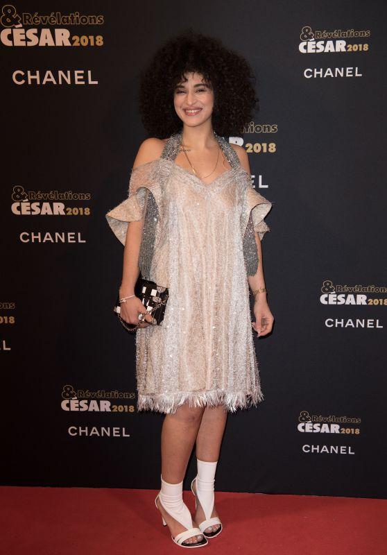 Camelia Jordana – Cesar Revelations 2018 Party