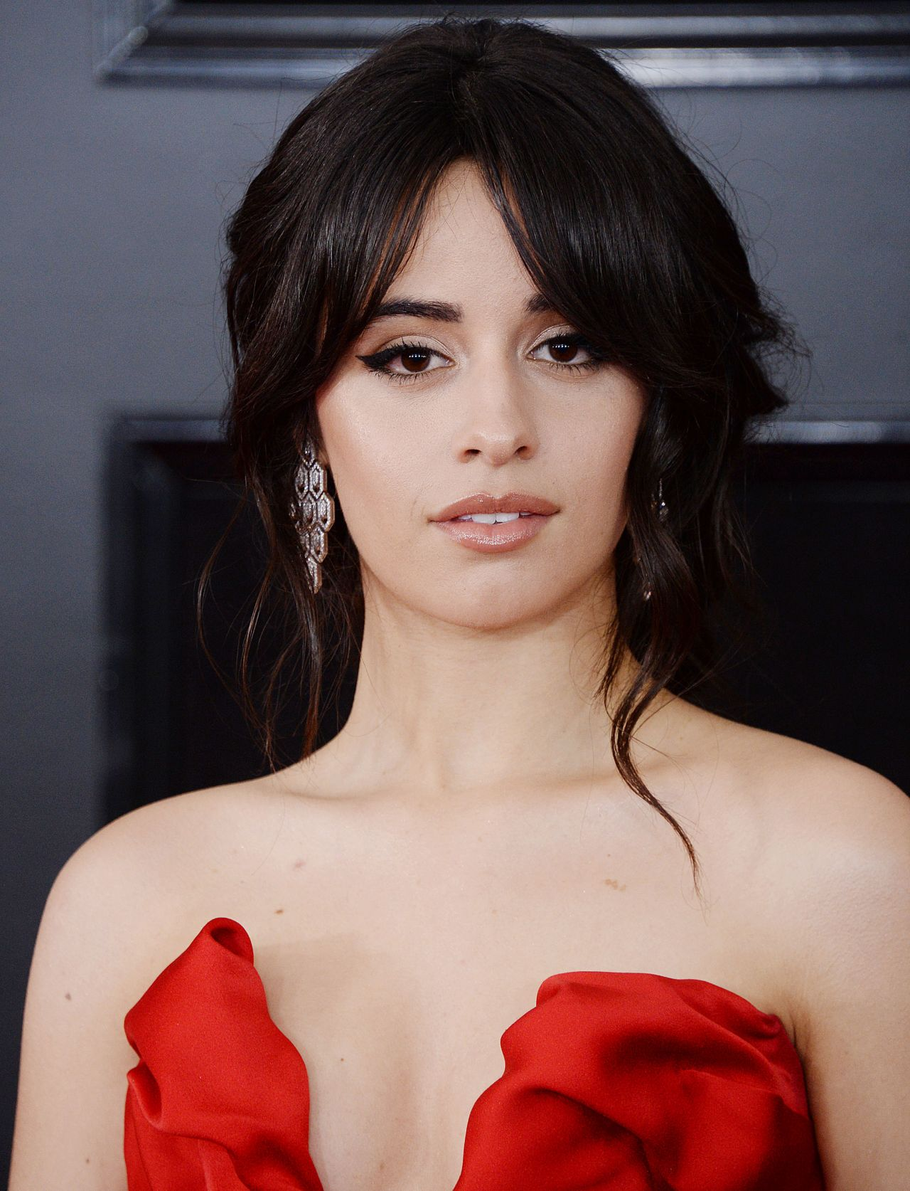 Camila Cabello 2018 Grammy Awards In New York