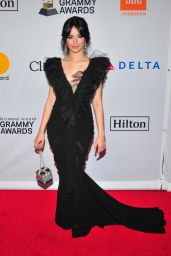 Camila Cabello - Clive Davis and Recording Academy Pre-Grammy Gala in NYC 01/27/2018