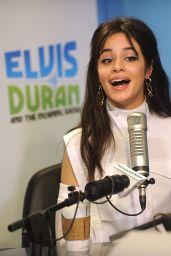 Camila Cabello - Visits Z-100 Studios in NYC
