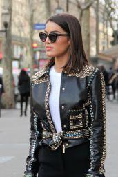 Camila Coelho – Elie Saab Haute Couture Spring Summer 2018 Show in Paris