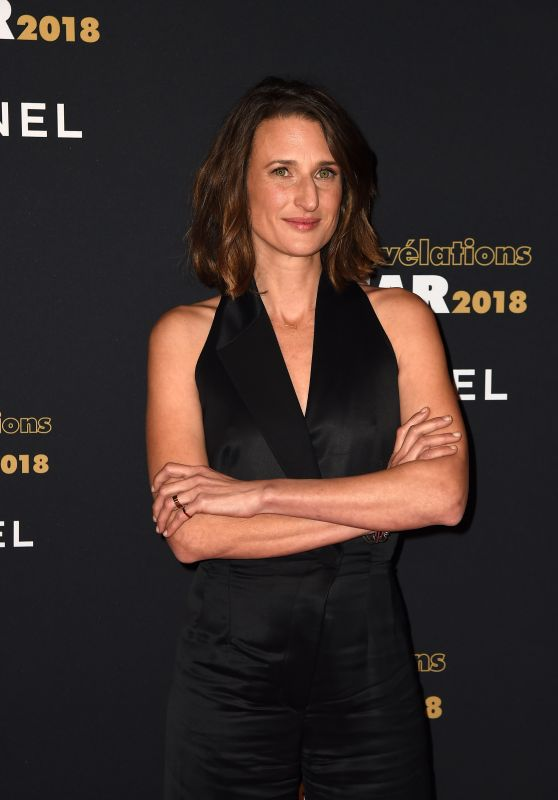 Camille Cottin – Cesar Revelations 2018 Party