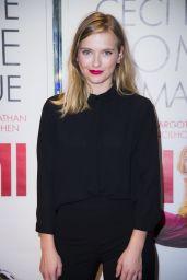 "Camille Razat – ""Ami Ami"" Premiere in Paris"