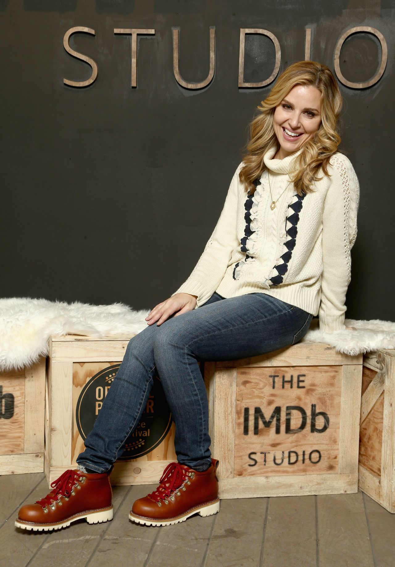 Cara Buono The Imdb Studio At The Sundance Film Festival