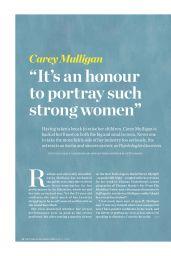 Carey Mulligan - Psychologies UK March 2018