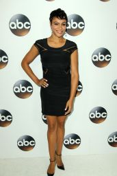 Carly Hughes – ABC All-Star Party in LA