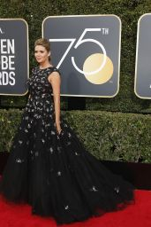 Carly Steel – Golden Globe Awards 2018