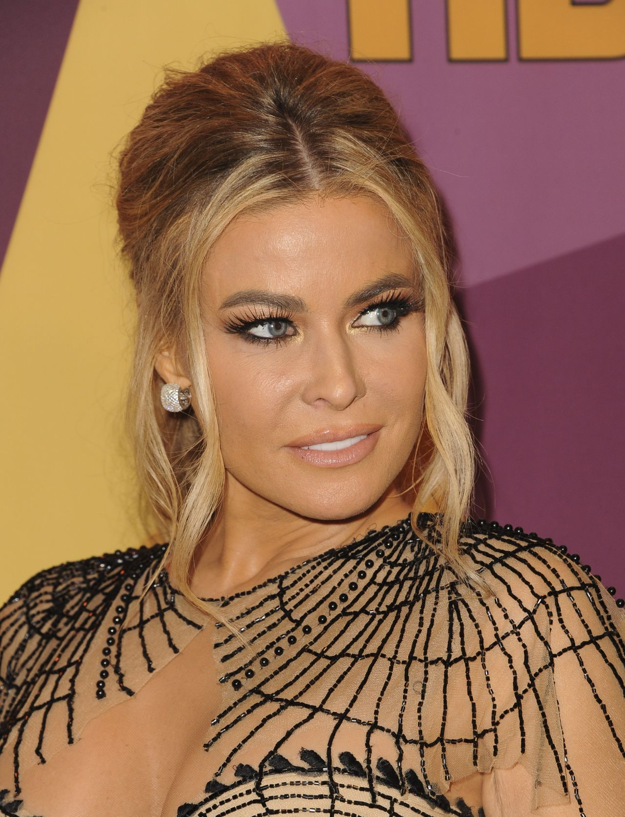 Carmen Electra – HBO's Official Golden Globe Awards 2018 ...