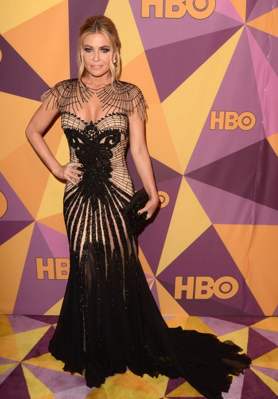 Carmen Electra – HBO's Official Golden Globe Awards 2018 After Party