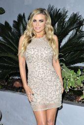 Carmen Electra in Mini Dress - Beverly Hills 01/23/2018