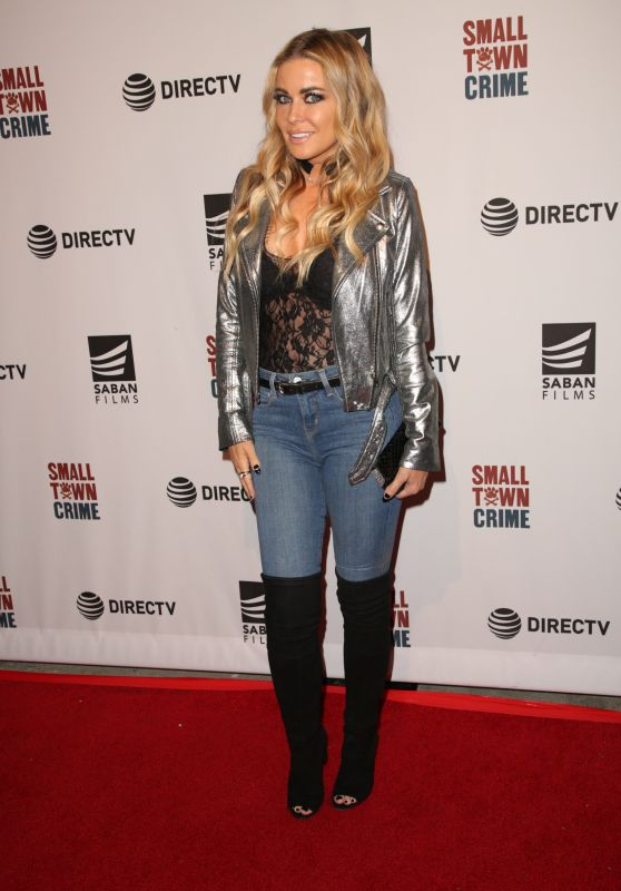 "Carmen Electra – ""Small Town Crime"" Special Screening in Los Angeles"