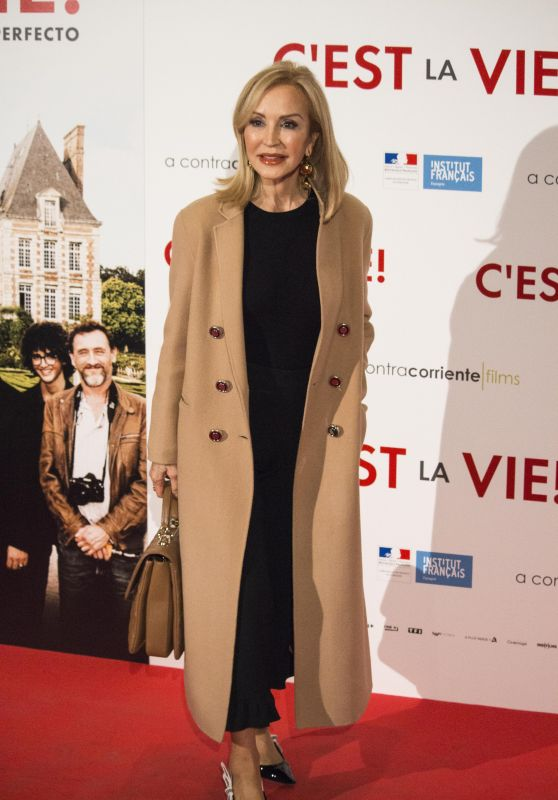 "Carmen Lomana – ""C'est La Vie"" Premiere in Madrid"