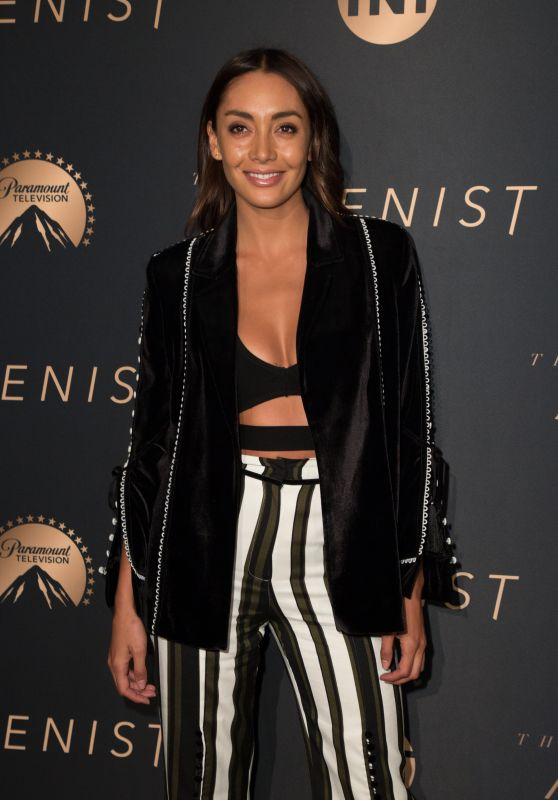 "Carolina Guerra - ""The Alienist"" Premiere in Hollywood"
