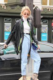 Caroline Daur – Elie Saab Haute Couture Spring Summer 2018 Show in Paris