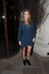Caroline De Moraes – Curves modeling Agency Party in London