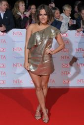 Caroline Flack – 2018 National Television Awards in London