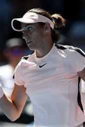 Caroline Garcia – Australian Open 01/18/2018
