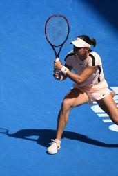Caroline Garcia – Australian Open 01/22/2018