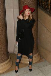Caroline Receveur - Stephane Rolland Fashion Show in Paris