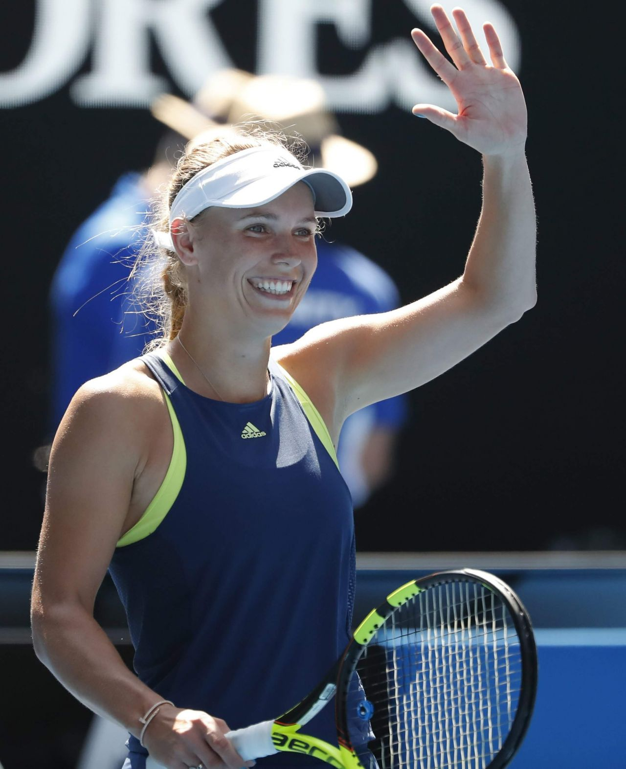 Caroline Wozniacki – Australian Open 01/25/2018