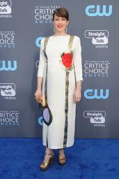 Carrie Coon – 2018 Critics' Choice Awards