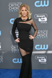 Carrie Keagan – 2018 Critics' Choice Awards
