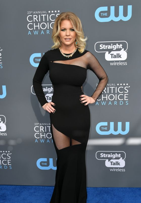 Carrie Keagan – 2018 Critics' Choice Awards