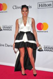 Cassie – Clive Davis and Recording Academy Pre-Grammy Gala in NYC