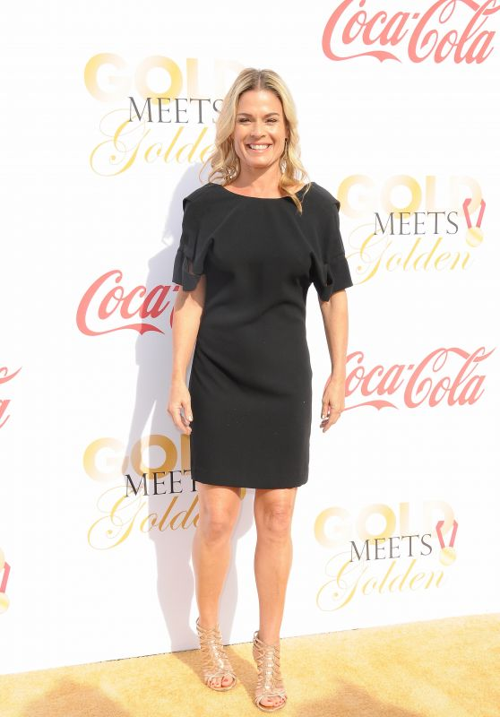 Cat Cora – Gold Meets Golden Awards in Los Angeles