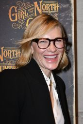 "Cate Blanchett - ""Girl from the North Country"" Play Opening Night in London"
