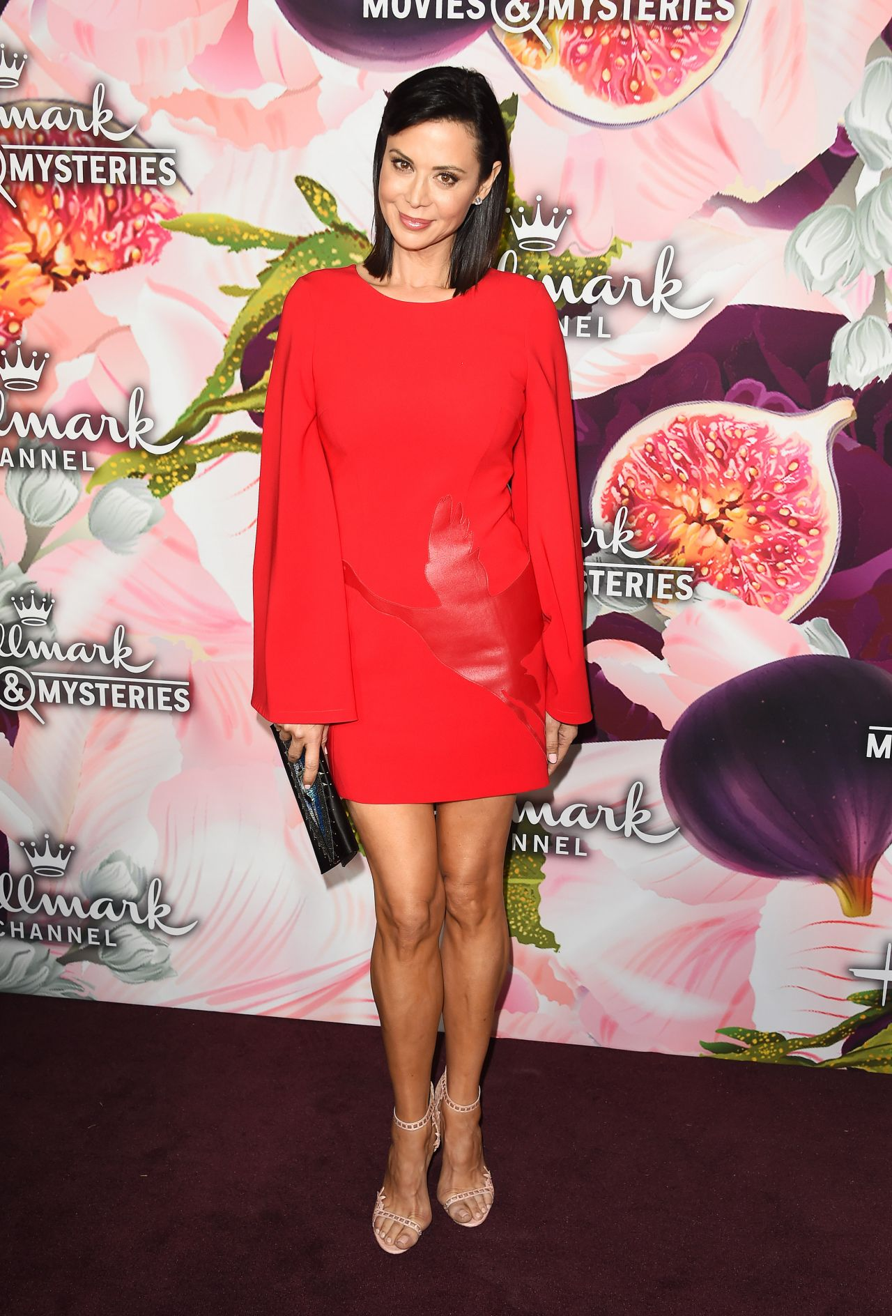 Catherine Bell Hallmark Channel All Star Party At The