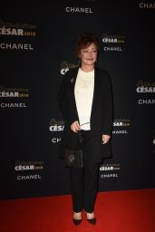 Catherine Frot – Cesar Revelations 2018 Party