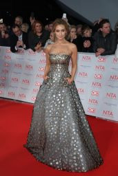 Catherine Tyldesley – 2018 National Television Awards in London