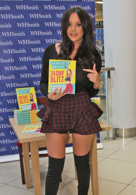 Charlotte Crosby on Her Book Signing in Chester